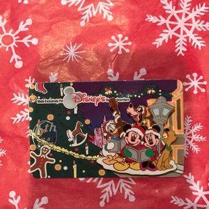 Disney FAB 5 Christmas Pin